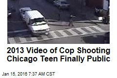 2013 Video of Cop Shooting Chicago Teen Finally Public