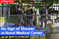 'Active Shooter' Reported at Naval Medical Center