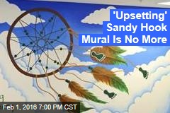 'Upsetting' Sandy Hook Mural Is No More