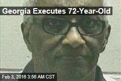 Georgia Executes 72-Year-Old