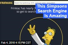 This Simpsons Search Engine Is Amazing