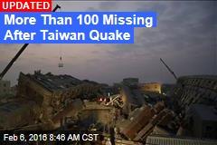 Toll Hits 11 in Taiwan Quake
