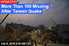Toll Hits 11 in Taiwan Quake