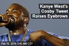 Kanye West: Cosby Is Innocent