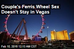 Couple Charged With Felony for Ferris Wheel Sex