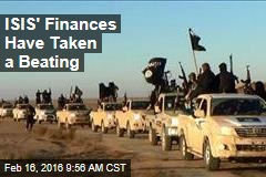 ISIS' Finances Have Taken a Beating