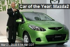 Car of the Year: Mazda2