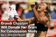 Brandi Chastain Will Donate Her Brain for Concussion Study