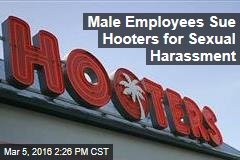 Male Employees Sue Hooters for Sexual Harassment