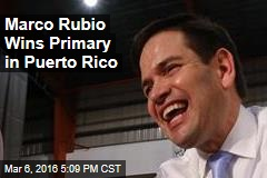 Rubio Easily Wins Primary That You Forgot About