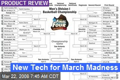 New Tech for March Madness