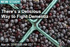 There's a Delicious Way to Fight Dementia