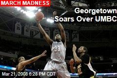 Georgetown Soars Over UMBC