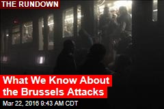 What We Know About the Brussels Attacks
