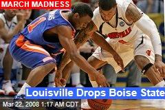 Louisville Drops Boise State