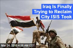 Iraq Launches Mosul Offensive
