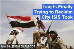 Iraq Launches Mosul Offensive