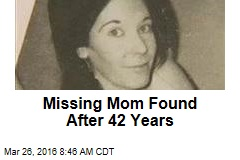 Missing Mom Found After 42 Years