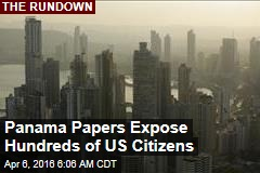 Panama Papers Expose Hundreds of US Citizens