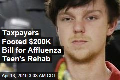 Taxpayers Footed the Bill for Affluenza Teen's Rehab