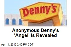 Anonymous Denny's 'Angel' Is Revealed