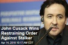 John Cusack Wins Restraining Order Against Stalker