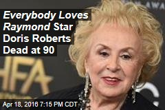 Everybody Loves Raymond Star Doris Roberts Dead at 90