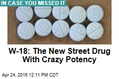 M-18: The New Street Drug With Crazy Potency