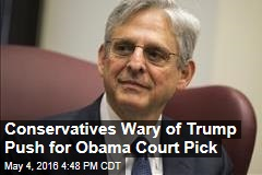 With Only Trump Left, Maybe Merrick Garland Isn't So Bad