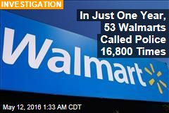 Taxpayers Pick Up the Tab for Walmart Security