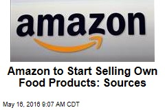 Amazon to Start Selling Own Food Products: Sources