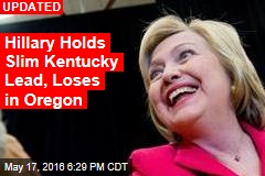 Bernie Beating Hillary So Far in Kentucky Primary