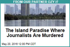 The Island Paradise Where Journalists Are Murdered