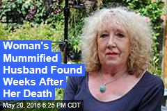 Woman's Mummified Husband Found Weeks After Her Death