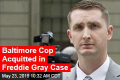 Baltimore Cop Acquitted in Freddie Gray Case