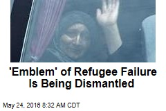 'Emblem' of Refugee Failure Is Being Dismantled