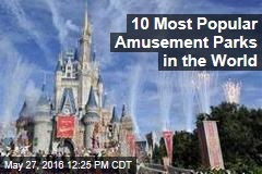 10 Most Popular Amusement Parks in the World