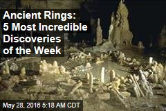 Ancient Rings: 5 Most Incredible Discoveries of the Week