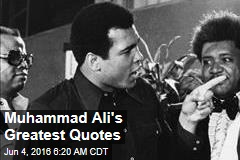 The Best Quotes of Muhammad Ali