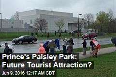 Prince's Paisley Park: Future Tourist Attraction?