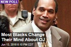 Most Blacks: OJ Was Guilty
