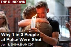 Why 1 in 3 People at Pulse Were Shot