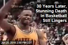 30 Years Later, Stunning Death in Basketball Still Lingers