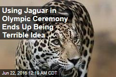 Jaguar Shot Dead After Olympic Ceremony