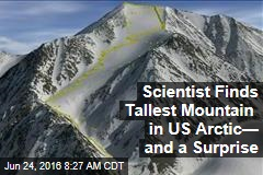 Scientist Finds Tallest Mountain in US Arctic— and a Surprise
