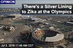 There's a Silver Lining to Zika at the Olympics
