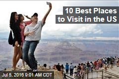 10 Best Places to Visit in the US