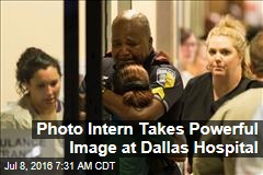 Photo Intern Takes Powerful Image at Dallas Hospital