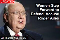Women Share Stories of Sexual Harassment by Roger Ailes