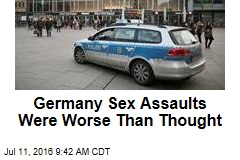 Germany Sex Assaults Were Worse Than Thought